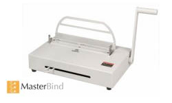 MasterBind Binding Machines