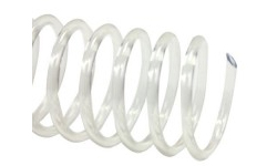 Clear Color Coil Binding Coils