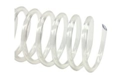 Clear Spiral Binding Coil