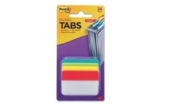 Stick-On Index Tab Dividers