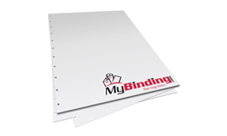 VeloBind Pre-Punched Binding Paper