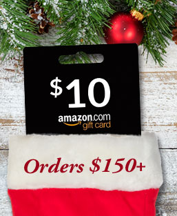 Amazon Card ($10 Value)