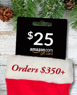 Amazon Card ($25 Value)