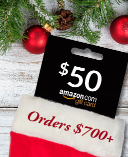 Amazon Card ($50 Value)