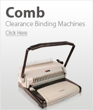 Comb Machines Clearance