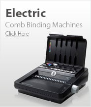 Binding Machines Comb Electric