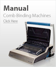 Binding Machines Comb Manual