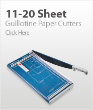 15 Sheet Cutting Capacity