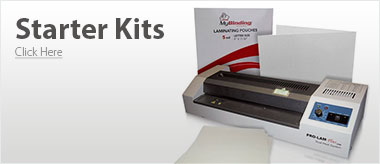 Pouch Laminating Starter Kits