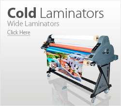Cold Wide Format Laminators