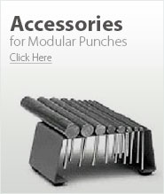 Accessories for Modular Punches