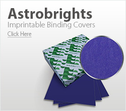 Astrobrights Binding Covers