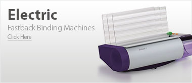 Electric Fastback Binding Machines