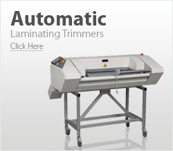 Automatic Laminating Trimmers