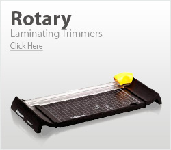 Rotary Laminating Trimmers