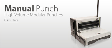 Binding Modular Punch Manual