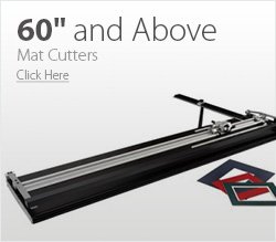60 Inch and Above Mat Cutters