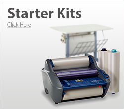 Roll Laminating Starter Kits
